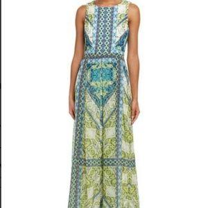 """Tahari ASL """"Stepanie"""" maxi dress NWT size 10"""